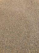 Sandy beach background.