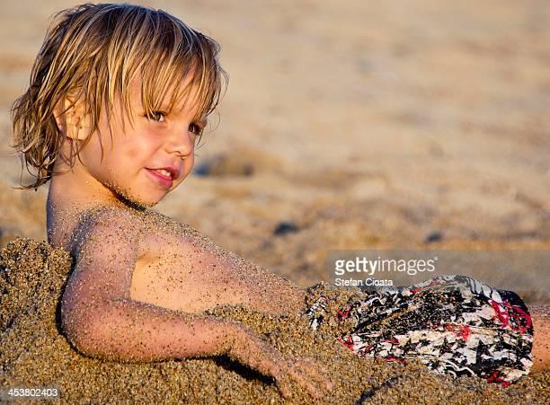 Sand bath | Corsica, France