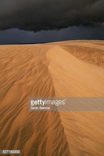 Sand dune : Stock-Foto