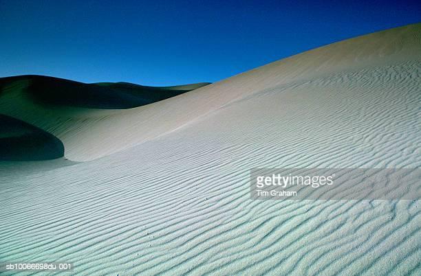 Sand Dunes, Desert, Qatar