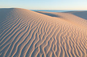 Sand dunes. Eyre Peninsula. South Australia.
