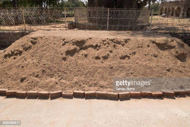Sand mound INDIA
