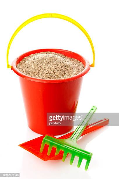 Sand Pail and Shovel