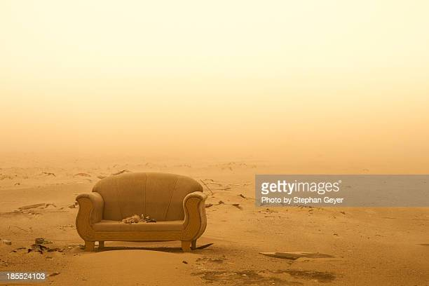 Sand storm couch