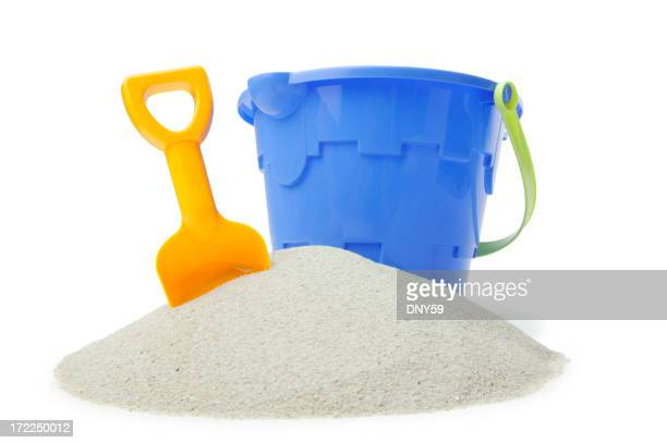 Giocattoli in sabbia