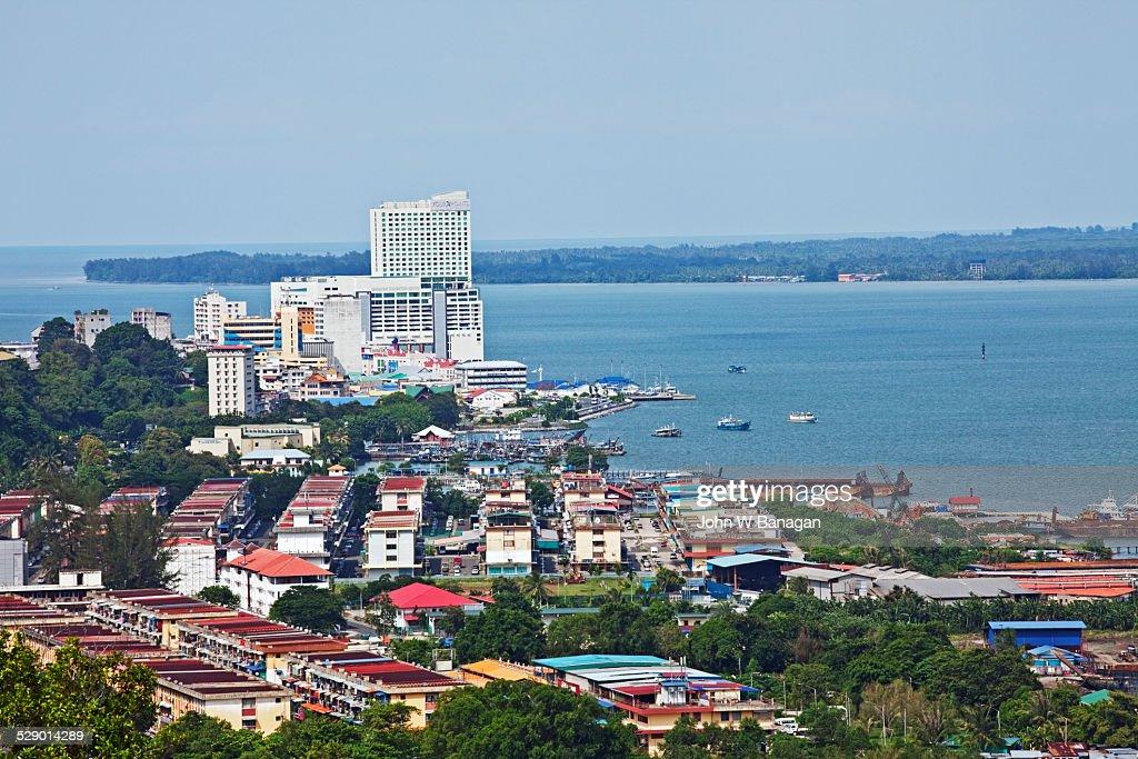 Sandakan, Sabah, Borneo, Malaysia