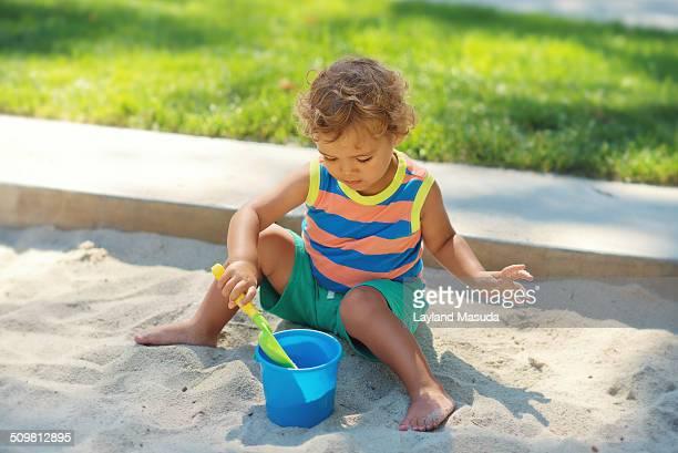 Sandbox Toddler - Boy