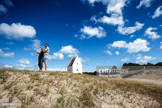 Sand-Buried Church, Skagen, Denmark