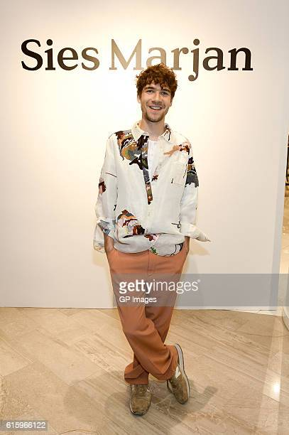 Sander Lak from Sies Marjan visits The Room at Hudson's Bay on October 20 2016 in Toronto Canada