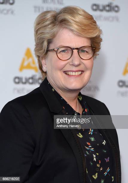 Sandi Toksvig attends the Royal Television Society Programme Awards on March 21 2017 in London United Kingdom