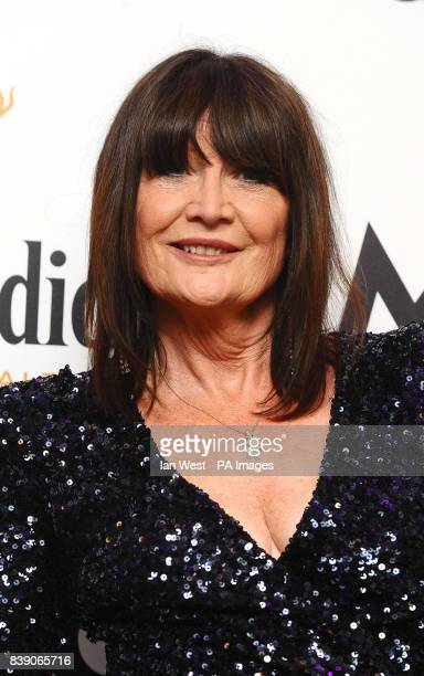 Sandie Shaw at the Mojo Awards at the Brewery in London