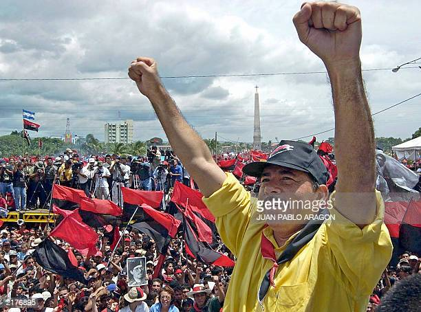 sandinista national liberation front and nicaragua