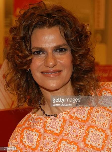 Sandra Bernhard during Grand Opening of Target Store on Flatbush Avenue in Brooklyn at Target Store Flatbush Avenue in Brooklyn New York United States