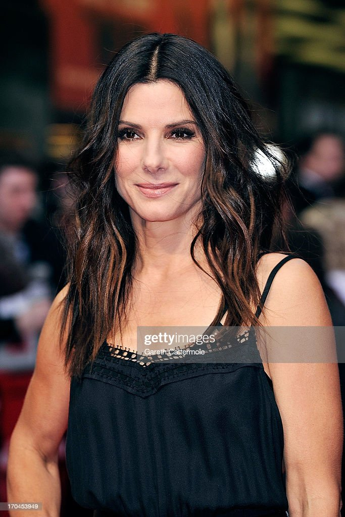 <a gi-track='captionPersonalityLinkClicked' href=/galleries/search?phrase=Sandra+Bullock&family=editorial&specificpeople=202248 ng-click='$event.stopPropagation()'>Sandra Bullock</a> attends the gala screening of 'The Heat' at The Curzon Mayfair on June 13, 2013 in London, England.