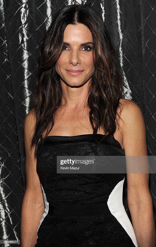 Sandra Bullock attends the USC Shoah Foundation Institute ... Sandra Bullock Museum