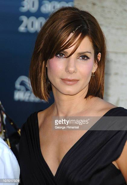 Sandra Bullock during The 63rd International Venice Film Festival 'Infamous' Boat Arrivals in Venice Lido Italy