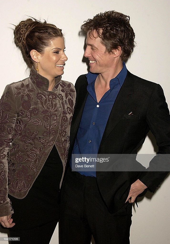 Sandra Bullock & Hugh Grant, 'Two Weeks Notice' Movie Premiere At The, Warner West End London