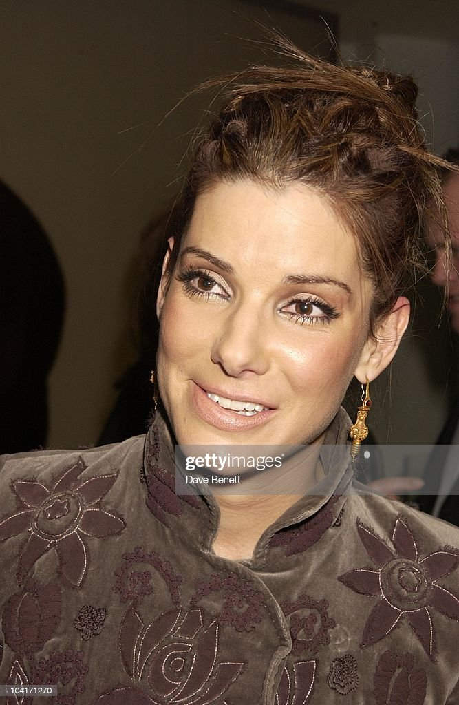 Sandra Bullock, 'Two Weeks Notice' Movie Premiere At The, Warner West End London