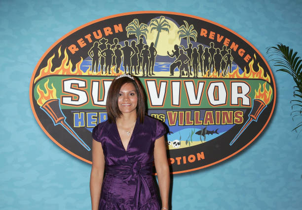 Sandra Diaz Twine Attends The Survivor Heroes Vs Villains Finale Reunion Show