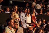 Celebrities Attend Texas Concert in Marbella