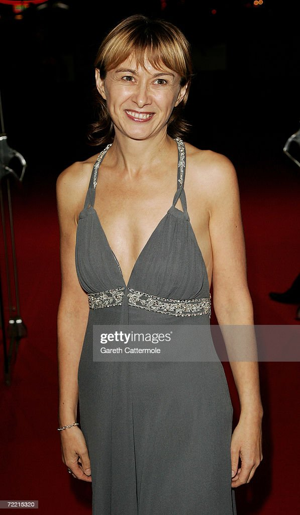 Sandra Hebron, Artistic Director of the Times BFI 50th London Film Festival arrives at the UK Premiere of 'The Last King Of Scotland' as the opening gala during The Times BFI London Film Festival, at the Odeon Leicester Square on October 19, 2006 in London, England. The film kicks off the annual film festival, which runs from October 19 to November 2.