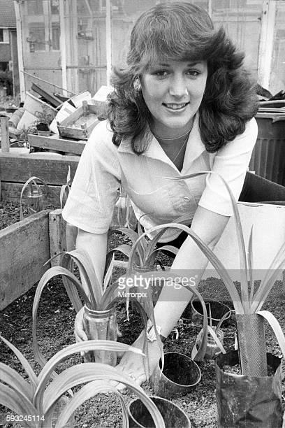 Sandra Hewison is a founder member of the Boldon Colliery Ladies Leek Club in June 1979