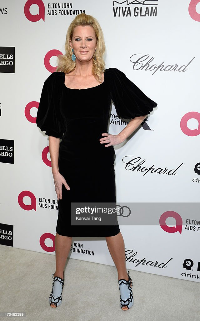 Sandra Lee arrives for the 22nd Annual Elton John AIDS Foundation's Oscar Viewing Party held at West Hollywood Park on March 2 2014 in West Hollywood...