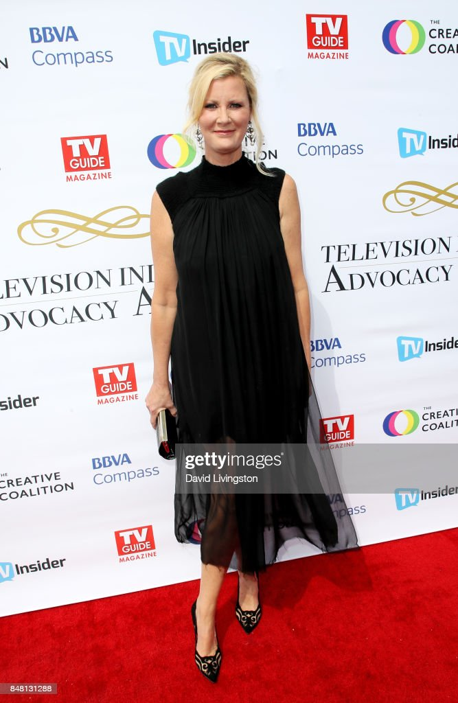 Sandra Lee at the Television Industry Advocacy Awards at TAO Hollywood on September 16, 2017 in Los Angeles, California.