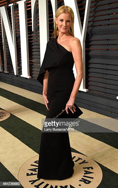Sandra Lee attends the 2015 Vanity Fair Oscar Party hosted by Graydon Carter at the Wallis Annenberg Center for the Performing Arts on February 22...
