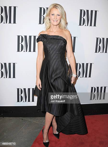 Sandra Lee attends the 63rd annual BMI Country awards on November 3 2015 in Nashville Tennessee