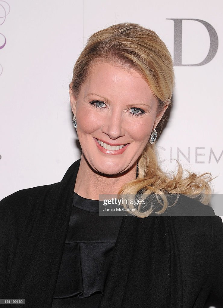Sandra Lee attends The Cinema Society And Dior Beauty Presents A Screening Of 'Beautiful Creatures' at Tribeca Cinemas on February 11, 2013 in New York City.