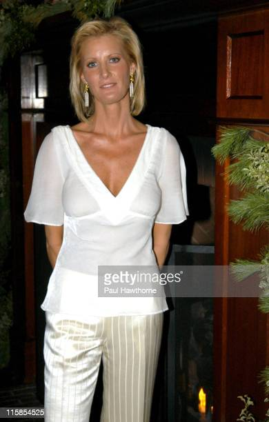 Sandra Lee during Launch of Sandra Lee's New SemiHomemade Holidays Magazine and Food Network Show in Conjunction with the National Colorectal Cancer...