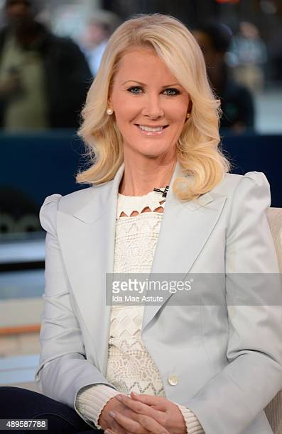 AMERICA Sandra Lee talks about being cancer free on GOOD MORNING AMERICA 9/22/15 airing on the ABC Television Network