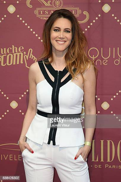 Sandra Lou attends the 'Gold Prix De La TNT' Award Ceremony at Theatre Bobino on June 6 2016 in Paris France