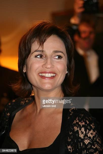 Sandra Maischberger Journalistin Moderatorin D