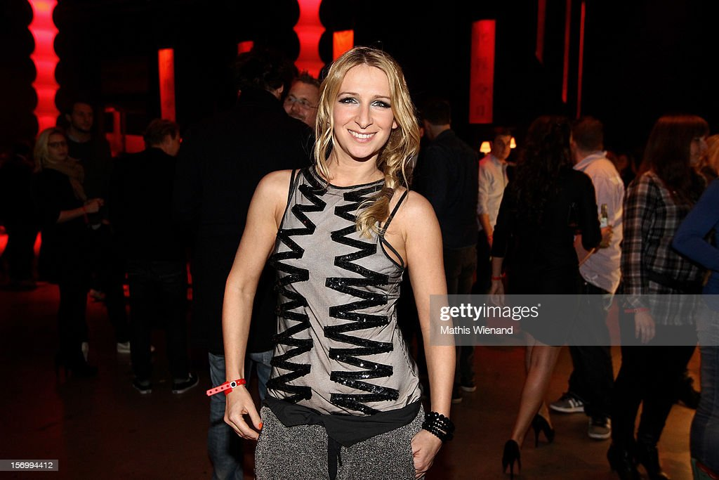 Sandra Nasic attends the 4th and Final X-Factor Show on November 25, 2012 in Cologne, Germany.