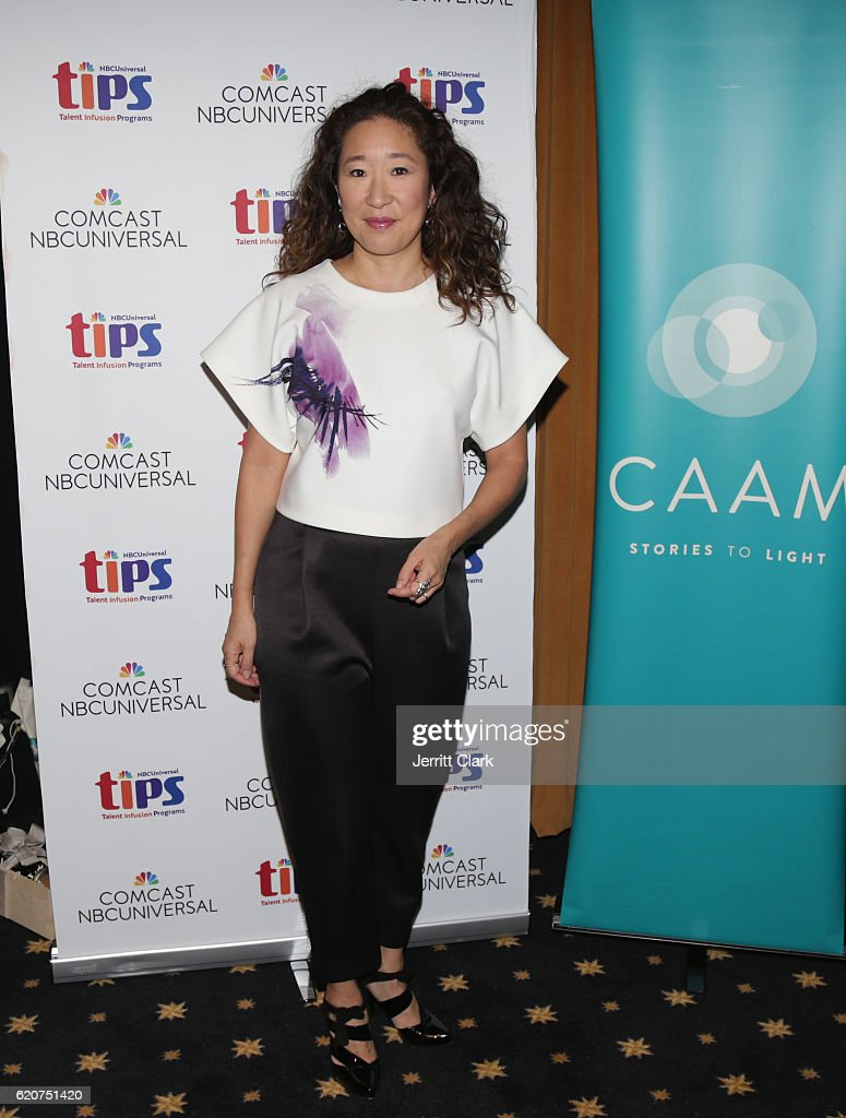 Sandra Oh attends the Expanding The Conversation: Asian Americans In Media at Universal Studios Hollywood on November 2, 2016 in Universal City, California.