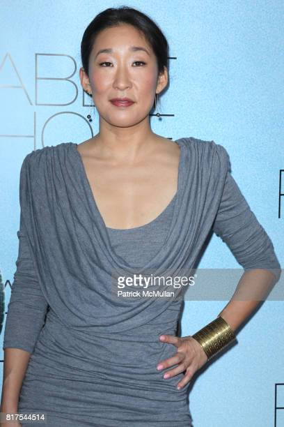 Sandra Oh attends The New York Premiere of RABBIT HOLE at The Paris Theatre on December 2 2010 in New York City