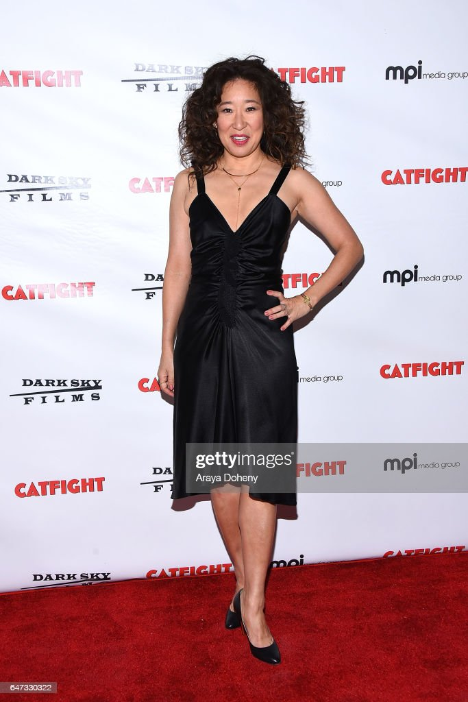 "Premiere Of Dark Sky Films' ""Catfight"" - Arrivals"