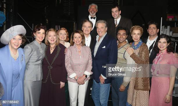 Sandra Shipley Cobie Smulders Kristine Nielsen Kate Burton Minority Leader of the United States House of Representatives Nancy Pelosi Kevin Kline...