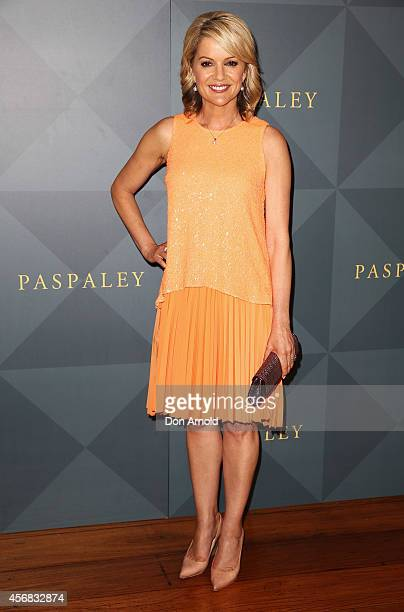 Sandra Sully arrives for the 2014 Touchstone by Paspaley Est Restaurant on October 8 2014 in Sydney Australia