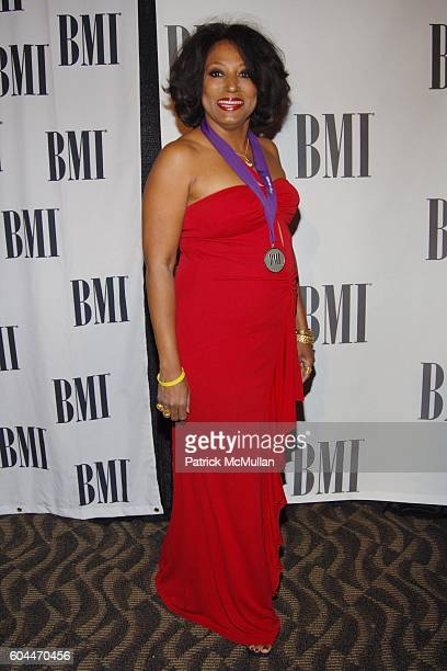 Sandra Sully attends The 2006 BMI Urban Music Awards at Roseland Ballroom on August 30 2006 in New York City