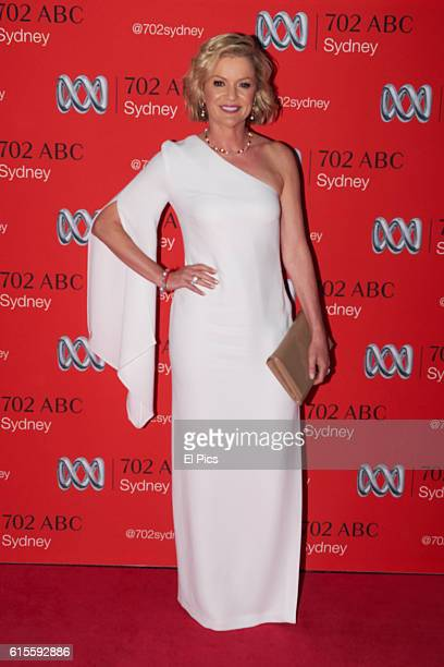 Sandra Sully attends the 2016 Andrew Olle Media Lecture on October 14 2016 in Sydney Australia