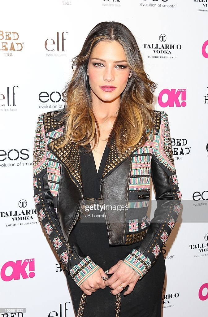 Sandra Vergara attends the OK! Magazine's 'So Sexy' party at Mondrian Los Angeles on April 17, 2013 in West Hollywood, California.