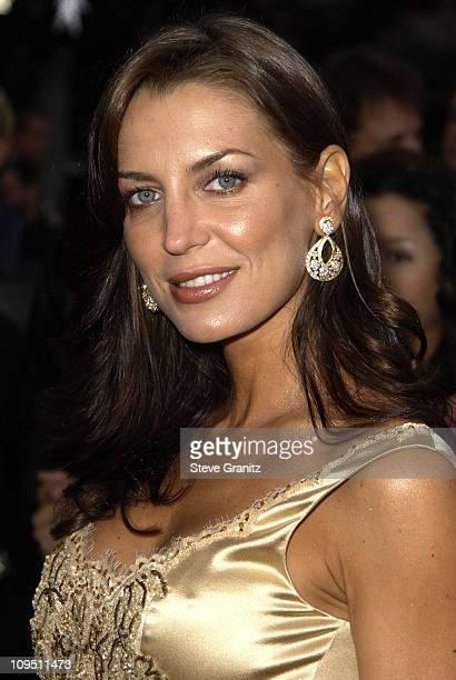 Sandra Vidal during The 2002 ALMA Awards Arrivals at The Shrine Auditorium in Los Angeles California United States