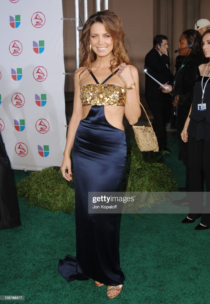 The 6th Annual Latin GRAMMY Awards - Arrivals