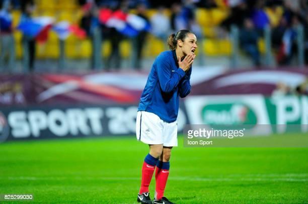 Sandrine BRETIGNY France / Belgique Match Amical Preparation a la Coupe du Monde Stade de L'EpopeeCalais