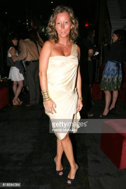 Sandrine Briere attends PASSION STYLE PR Fashion Event at La Vie Lounge on June 17 2010 in New York City
