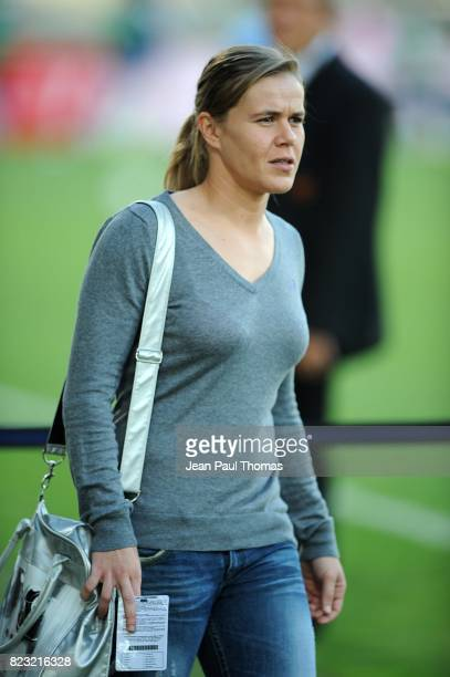 Sandrine DUSANG Lyon / Cluj Champions league Feminines