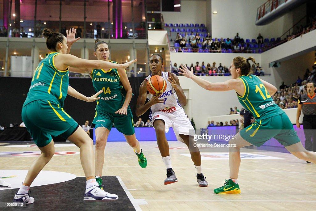 France v Australia - Basketball